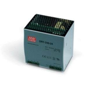 """""""Power Supply, 240 Watts, 10 Amps, 24 VDC output, 85-264 VAC input, DIN Rail mounted"""" (AE-DRP-240-24)"""