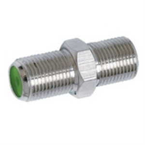 Adapter; Chassis Mount F-61(F) to Solder Lug; with Nut and Washer (questt_CFS-0187)