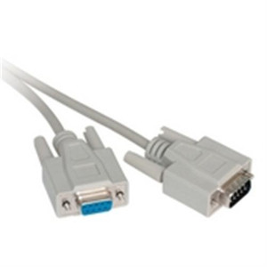Computer Data Extension Cable; DB9(M-M); 6FT (questt_NCC-1206)