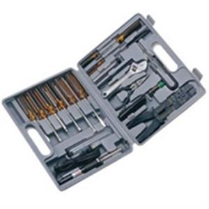 Tool Kit; 40 Piece Computer Service Tool Kit (questt_TCK-1040)