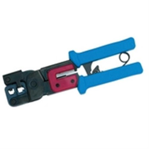 Crimp Tool; Non-Ratchet Style; for RJ11; 12 &45 (questt_TEL-6000)