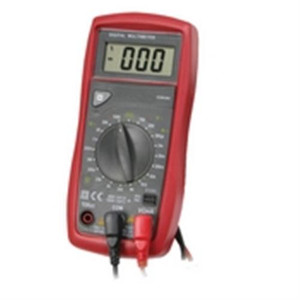 Tester; Deluxe Digital Multi Meter (questt_TTE-3040)