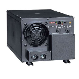 """PowerVerter APS 2000W 12VDC 120V Inverter/Charger with Auto-Transfer Switching, Hardwired"" (tripp_APS2012)"