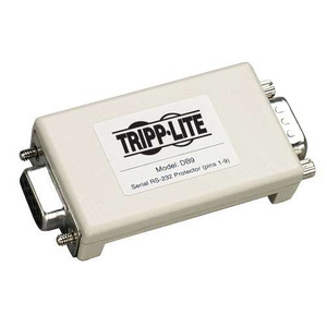 """Datashield Serial In-Line Surge Protector, DB9"" (tripp_DB9)"