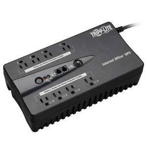 """TAA-Compliant Internet Office 120V 600VA 300W Standby UPS, Ultra-Compact Desktop, USB port"" (tripp_INTERNET600TAA)"
