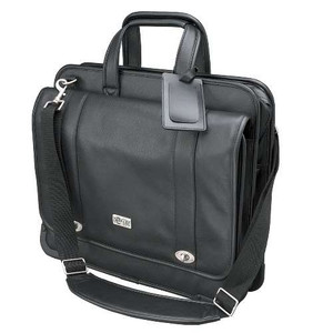 Executive Notebook Case - Notebook/Laptop Computer Carrying Cases & Bags (tripp_NB1004BK)