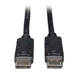 DisplayPort Cable with Latches (M/M) 25-ft. (tripp_P580-025)