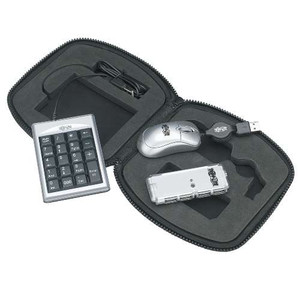 """Notebook Peripheral Kit (Keypad, Mouse and Hub) - Notebook/Laptop Computer Peripheral Devices"" (tripp_PK3020KB)"