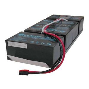 2U UPS Replacement 48VDC Battery Cartridge for select Tripp Lite SmartOnline UPS (tripp_RBC49-2U)