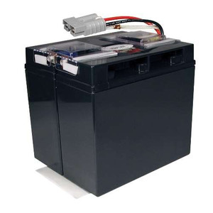 """UPS Replacement Battery Cartridge for select APC UPS, 25.7-lbs."" (tripp_RBC7A)"