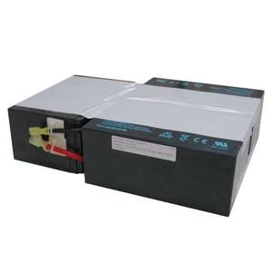 2U UPS Replacement 36VDC Battery Cartridge (1 set of 3) for select Tripp Lite SmartPro UPS (tripp_RBC93-2U)