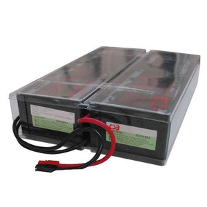 2U UPS Replacement 48VDC Battery Cartridge (1 set of 4) for select Tripp Lite SmartPro UPS (tripp_RBC94-2U)