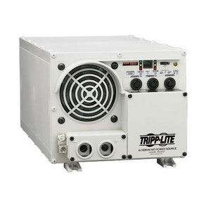 1500W PowerVerter RV Inverter/Charger with Hardwire Input/Output (tripp_RV1512UL)