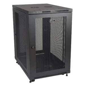 18U SmartRack Deep Rack Enclosure Cabinet (tripp_SR18UB)