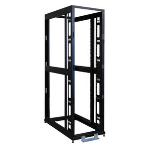 """42U SmartRack 4-Post Premium Open Frame Rack - no sides, doors or roof"" (tripp_SR42UBEXPNDNR3)"