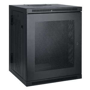 SmartRack 15U Wall-Mount Standard-Depth Rack Enclosure Cabinet (tripp_SRW15US)