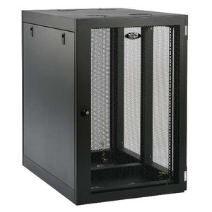 SmartRack 18U Heavy-Duty Side-Mount Wall-Mount Rack Enclosure Cabinet (tripp_SRW18UHD)