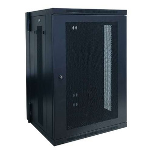 SmartRack 18U Hinged Wall-Mount Standard-Depth Rack Enclosure Cabinet (tripp_SRW18US)
