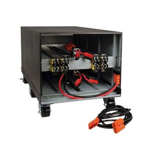 External Battery Frame for Extended Runtime - Compatible with Select SmartOnline 20kVA & 30kVA 3-Phase UPS System