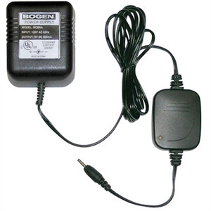BODY PACK BATTERY CHARGER (bogen_BCBRA)