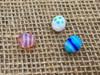 Easter Egg Lampwork Beads