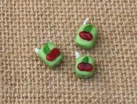 1 | Juice Box Lampwork Glass Beads