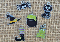 6 | Witches Crew Enamel Charms