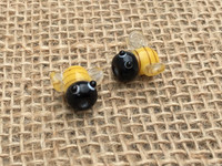 1 | Honey Bee Lampwork Glass Bead