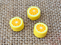 Orange Slices Polymer Clay
