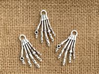 1 | Skeleton Hand Charm