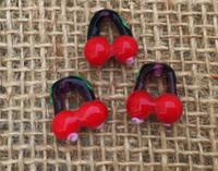 1 | Sweet Cherry Lampwork Glass Beads
