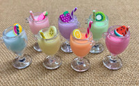 1 | Fruit Smoothie Pendant Charms