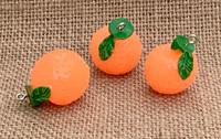 1 | Juicy Orange Charm - Resin
