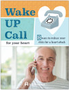 Wake Up Call For Your Heart (189B) - front cover