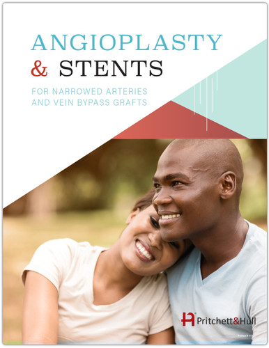 Angioplasty and Stents (67E) - front cover