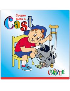 Cooper Gets a Cast