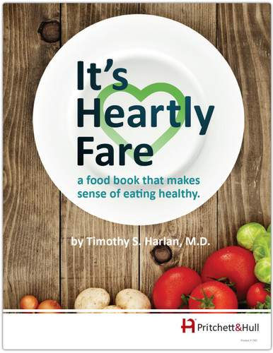 It's Heartly Fare (76D) - front cover