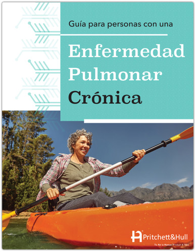 Chronic Lung Disease (Spanish) - front cover