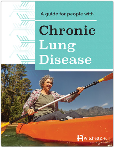 A Guide for People with Chronic Lung Disease (To Air is Human) (75G) - front cover