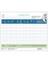 Sleep Diary Tearpad (267A) Pritchett & Hull Associates, Inc.