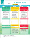 Ped Asthma Treatment Plan Tearpad (50 sheets per pad) (273A) - front side