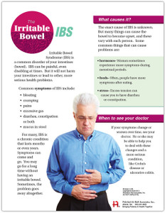 Irritable Bowel Tearpad