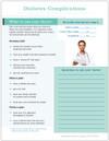 Diabetes Complications Tearpad (50 sheets per pad) (335A) back side