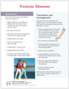 PVD Venous Disease Tearpad (50 sheets per pad) (389A) - back side