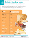 Sick Day Foods Tearpad (465A) - front side
