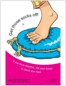 Socks Off Poster