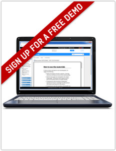 The Teaching Book DEMO Sign-Up