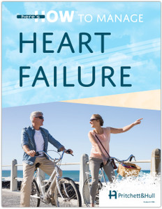 Here's How to Manage Heart Failure (pack of 20) (578B) - front cover
