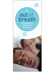 Out of Breath (50 pack) (251B) - front cover