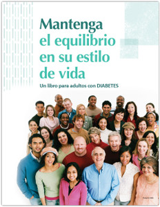 Balance Your Act: a guide for adults with diabetes - Spanish (24GS) front cover